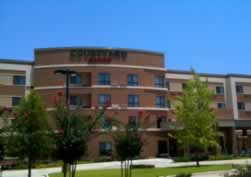 Courtyard by Marriott, South Broadway Avenue, Tyler, Texas