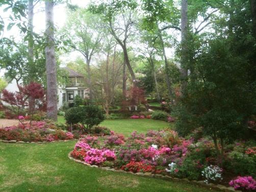 Tyler Texas plant nurseries, garden centers, landscaping services, herb farms, tree farms