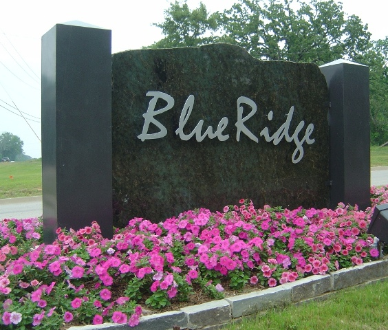 Blue Ridge subdivision, Old Jacksonville Highway, Tyler Texas