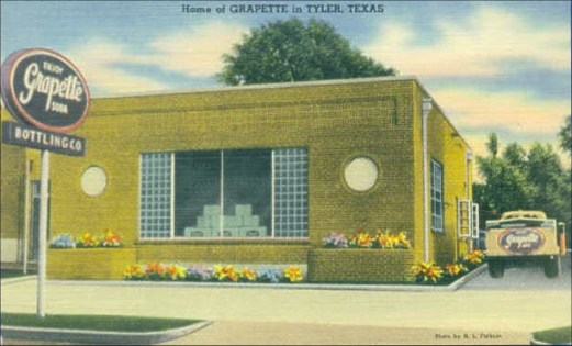 Grapette Bottling Company, Tyler, Texas