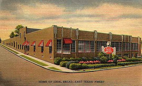 Ideal Bread, Tyler, Texas