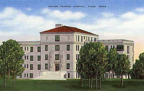 Mother Frances Hospital, Tyler, Texas