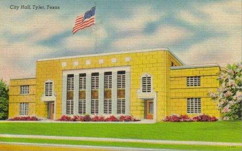 City Hall, Tyler, Texas