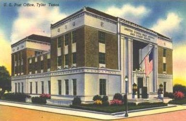 Post Office, Tyler, Texas