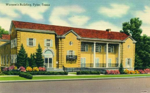 Woman's Building, Tyler, Texas