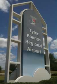 National Car Rental Tyler Pounds Airport