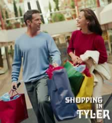 Shopping in Tyler Texas in 2014 ... stores, mall, shopping map, boutiques