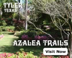 The 2017 Tyler Texas Azalea Trails ... click to learn more