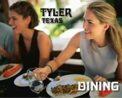 Restaurants and dining ... in Tyler Texas