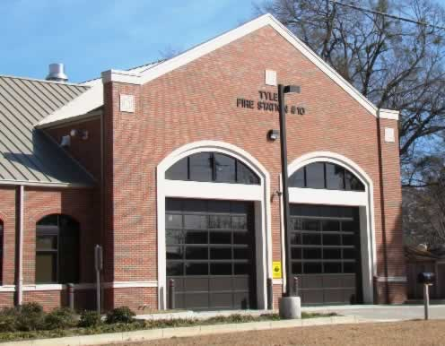 City of Tyler, Fire Station Number 10