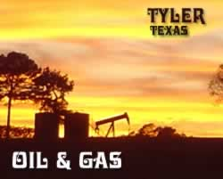 East Texas oil and gas industry, oilfield jobs, oil field employment, job market, oil and gas history