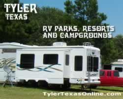 Tyler Texas RV Parks, RV Resorts, RV Campgrounds